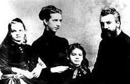 alexander Graham bell ve ailesi