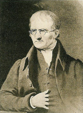 a biography of john dalton the chemist who developed the modern atomic theory Proust, joseph louis  fixed species seems to have developed more or less independently of the chemical  account of dalton's atomic theory,.