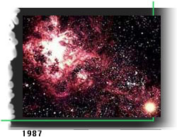The Tarantula Nebula after Supernova